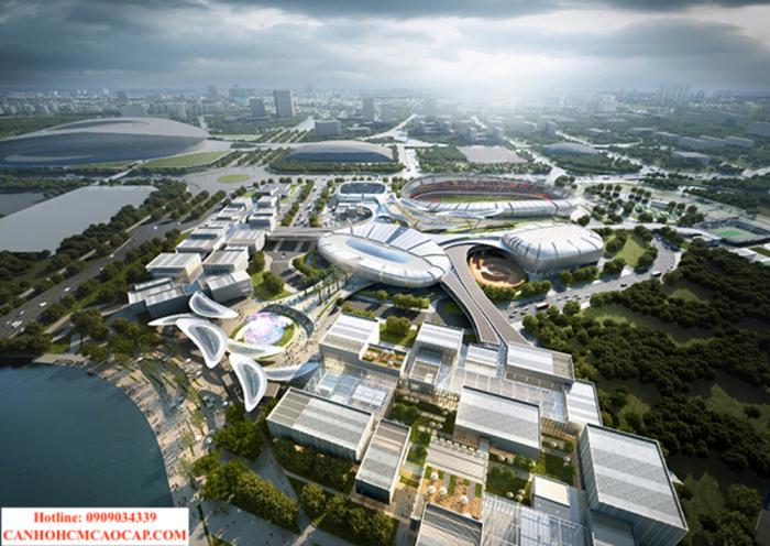 Mặt Bằng Bảng Giá Nhà Mẫu Saigon Sports City Quận 2 0909034339
