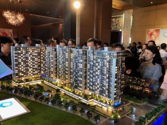One Verandah: Sự kiện ra mắt dự án hai toà tháp Jardin và Ciel