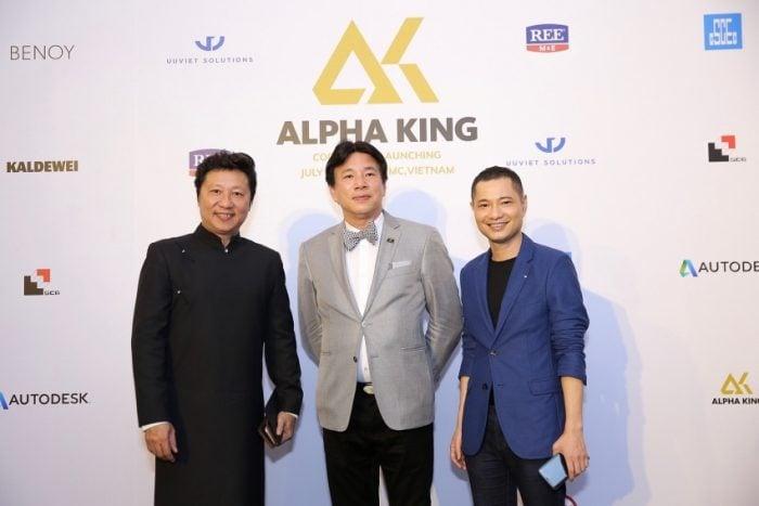 Tải lênẤn tượng với lễ ra mắt của nhà đầu tư quốc tế Alpha King tại Việt Nam